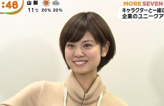曽田麻衣子 髪型