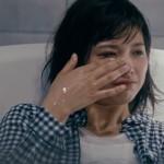 メチャカリCM 風呂に服のまま泣く〜渡邉理佐(べりさ)の髪型と演技力