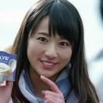 MOW[モウ]CM・木村文乃が交差点の雑踏で贅沢なアイスを問う!