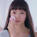 ロートSUGAO 宮崎あおいCM ・ふわっと透明感パウダーは純白シフォン