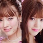 キャンメイクCM・八木アリサはハーフモデル!チークが決め手