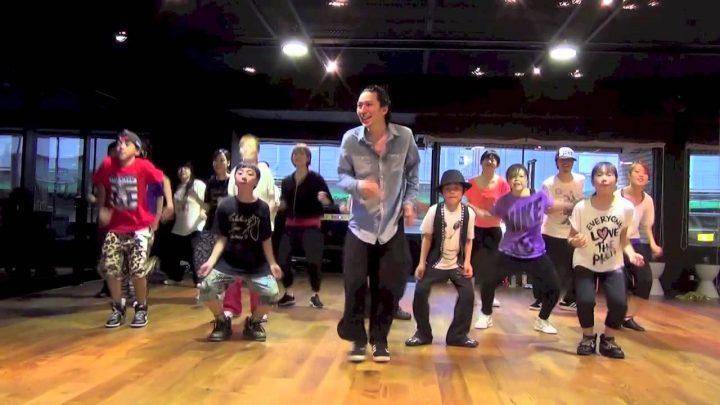 ダンス教室 生徒 先生 ダンス