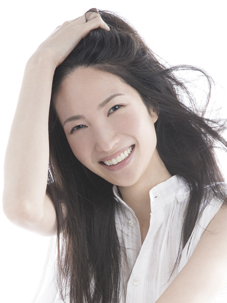 Karin かりん モデル 女性