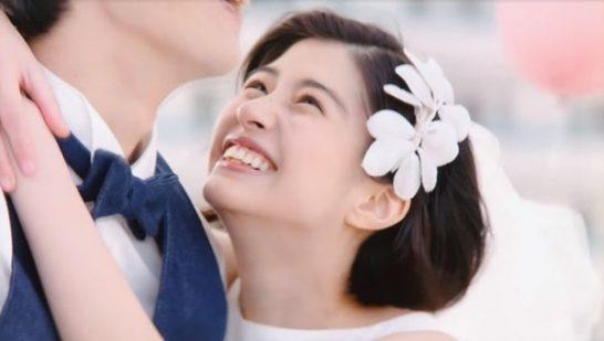 ゼクシィ CM 佐久間由衣 女優