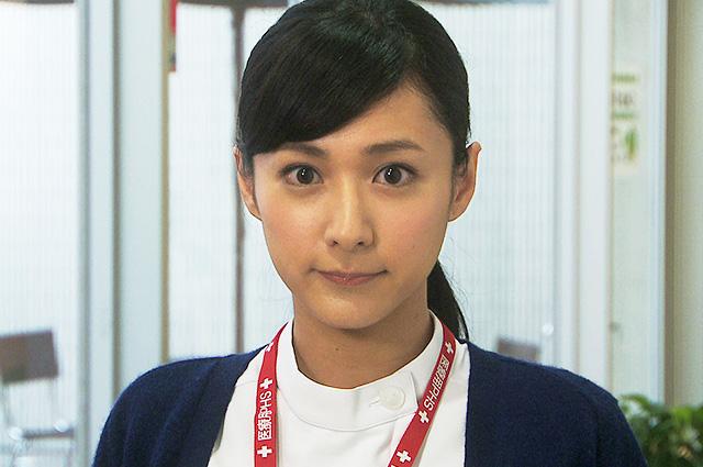 藤本泉 女優 看護師 病院