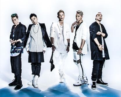 DOBERMAN INFINITY グループ CM曲 男性