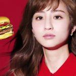 マクドナルド3つのグランCM 赤が印象的な女性モデル・堀田茜の現在を調査!
